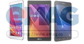 Tablete cu Android la eMag