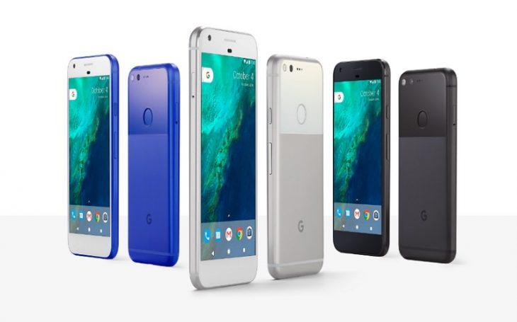 Google Pixel și Pixel XL
