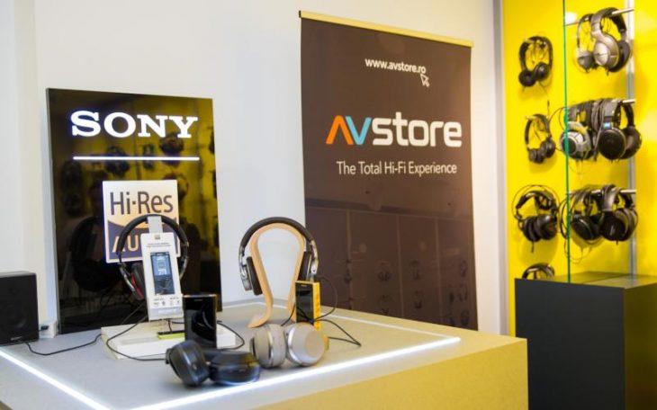 Sony si AVstore