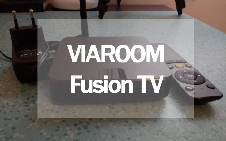 Viaroom Fusion TV
