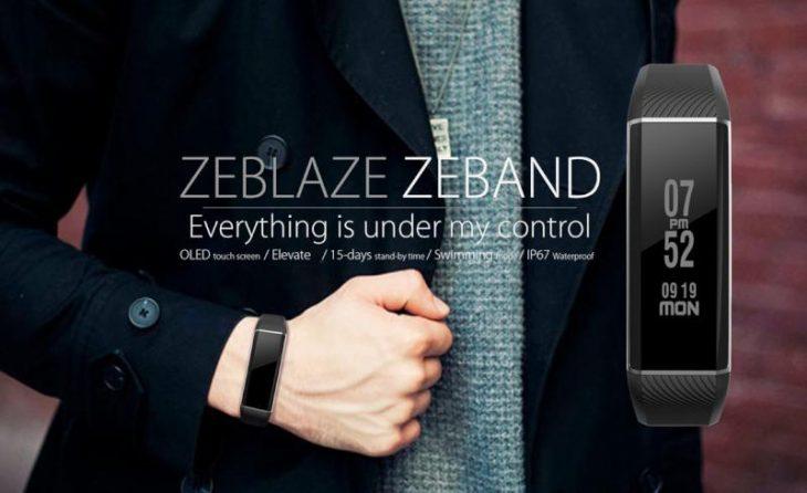 Zeblaze ZeBand