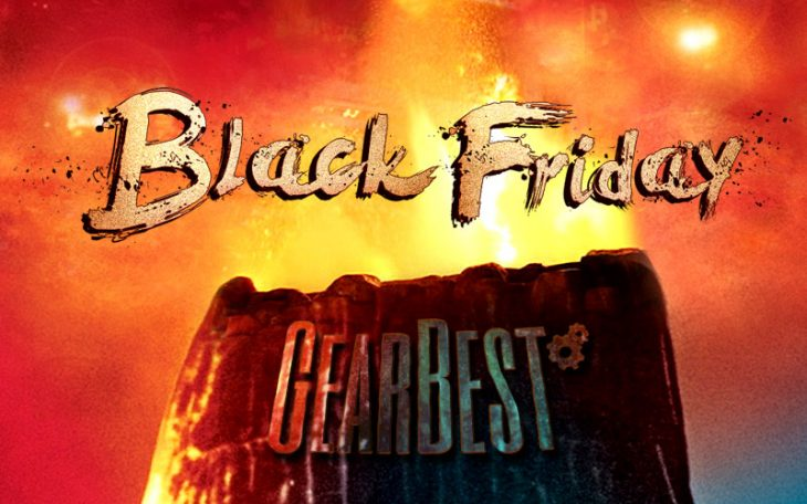 Black Friday la Gearbest