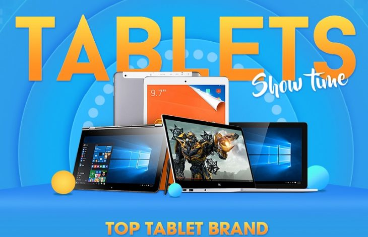 Tablete ieftine la Gearbest