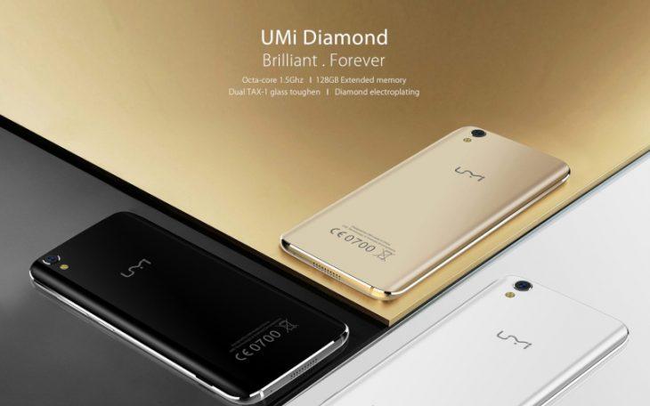 UMI Diamond la Gearbest