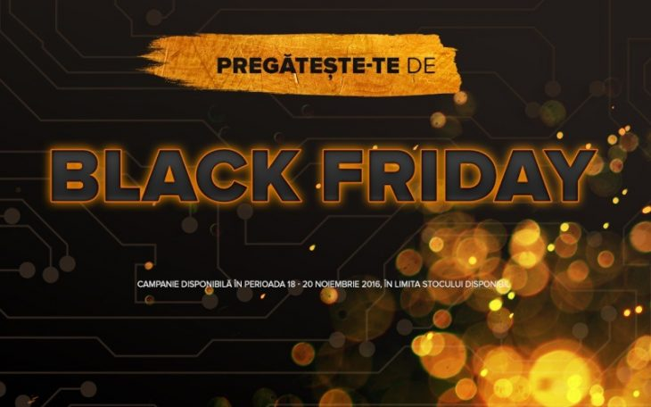 Black Friday 2016 la Utok