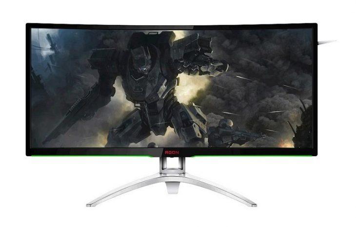 Monitor gaming AOC Agon AG352UCG