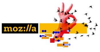 Logo nou Mozilla