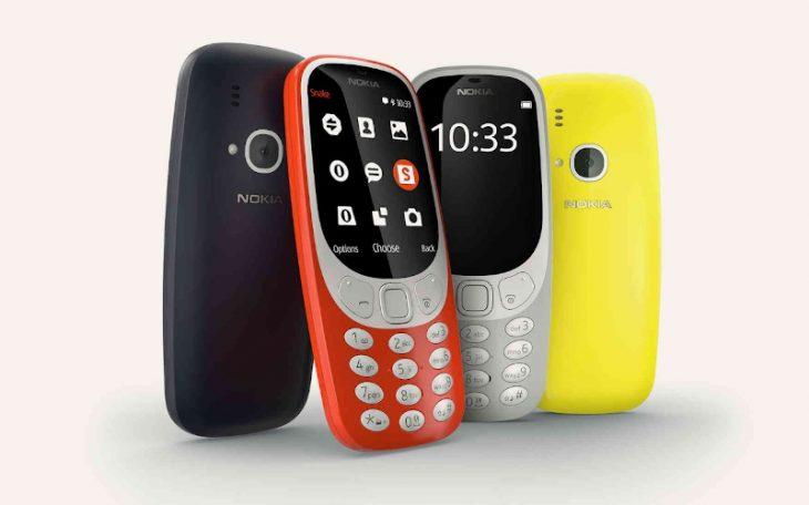 Nokia 3310 - 2017