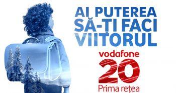 Vodafone - 20 de ani