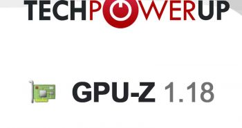 TechpowerUp GPU-Z 1.18