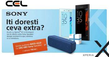 Campanie Sony Xperia de la Cel.ro
