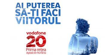 Vodafone 20 de ani