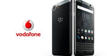 BlackBerry KEYone la Vodafone