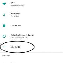 Retele mobile - Mai multe