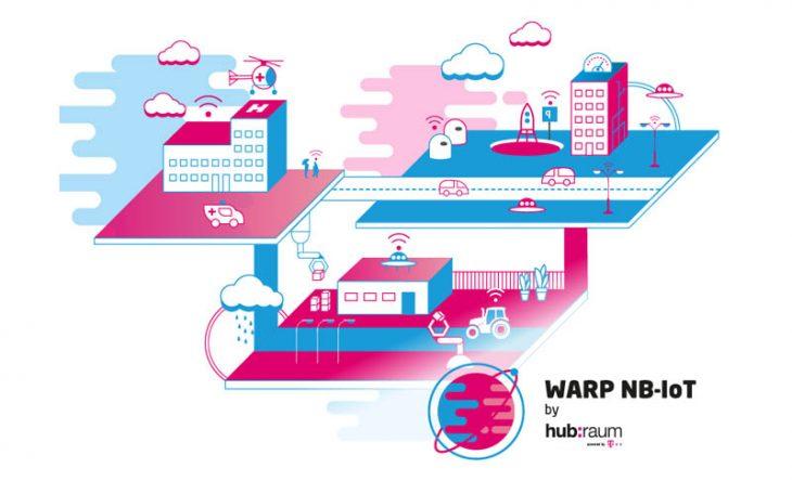 WARP NB-IoT