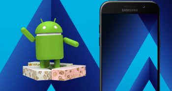 Android 7.0 Nougat pe Galaxy A5 2017