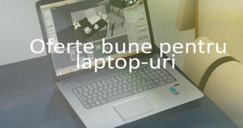 Oferte bune pentru laptop-uri