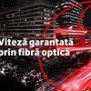 Internet prin fibra de la Vodafone