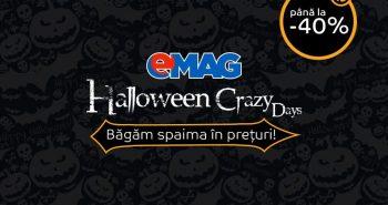 Halloween Crazy Days la emag