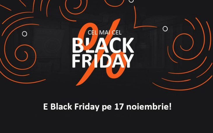 Black Friday 2017 la Cel.ro