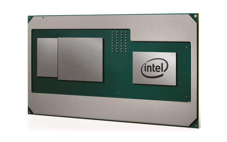 Procesor Intel cu grafică AMD Radeon