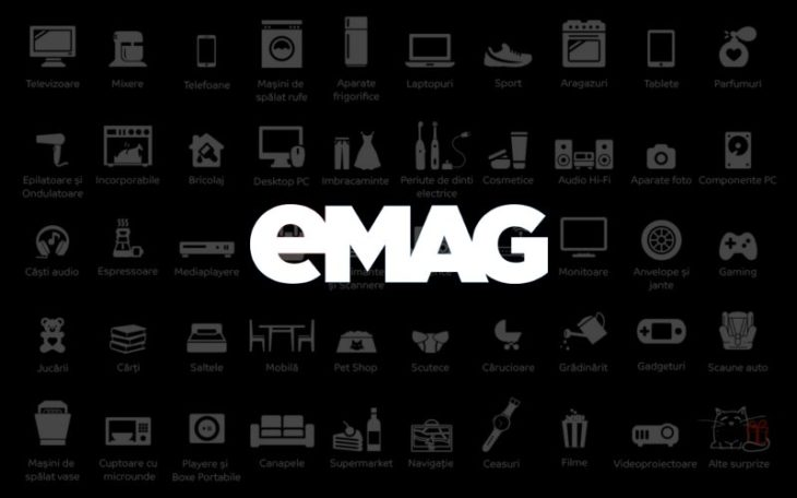 Noutățile eMag pentru Black Friday 2017