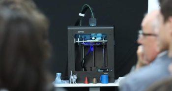 Imprimanta 3D în școlile din România prin 3DUTECH