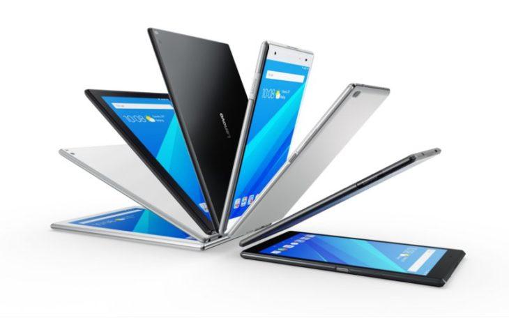 Noile tablete Lenovo Tab 4 și Tab 4 Pro de 10 inci