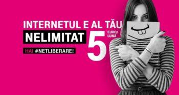 Netliberare - oferta Telekom pentru cartela