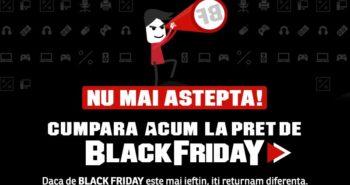 Reduceri ca de Black Friday la PC Garage
