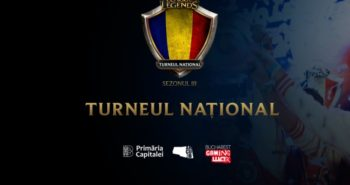 Turneul Național de League of Legends la Bucharest Gaming Week