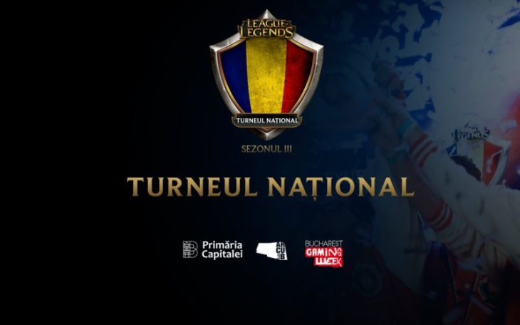 Turneul Național de League of Legends la Bucharest Gaming Week