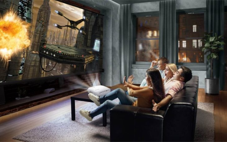 Videoproiector CineHome W1700