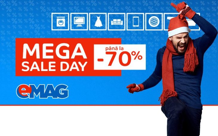 eMag MegaSale Day