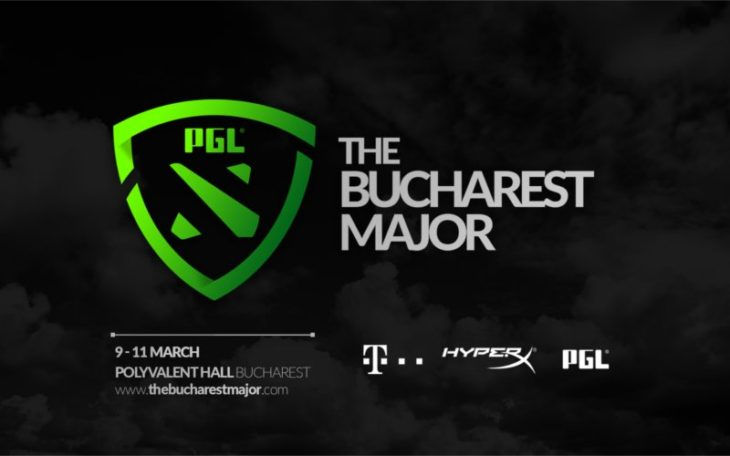 PGL The Bucharest Major 2018