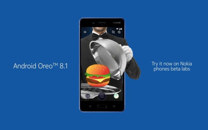 Android 8.1 Oreo Beta pe Nokia 8