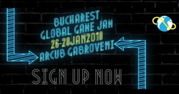 Bucharest Global Game Jam 2018