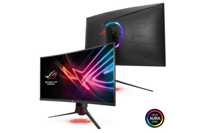 Monitor de gaming Asus EOG Strix XG32VQ