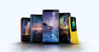 Noile telefoane Nokia lansate la MWC 2018