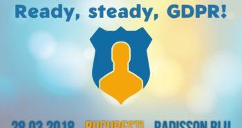 Ready, steady, GDPR