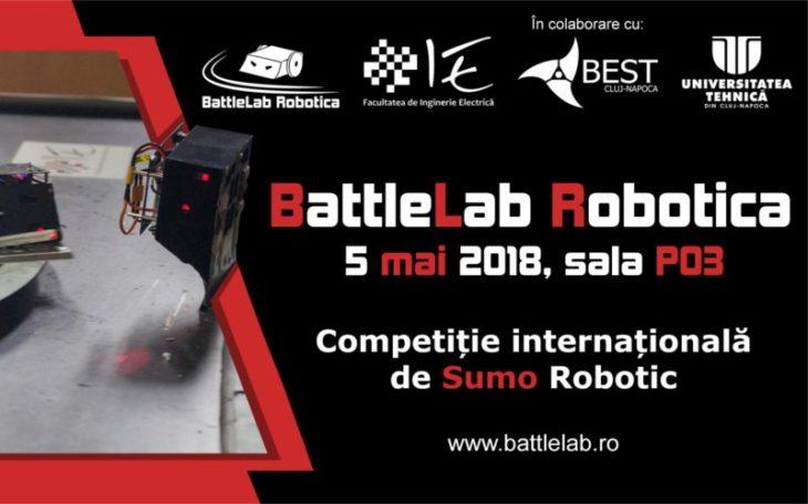 Battlelab Robotica Cluj 2018