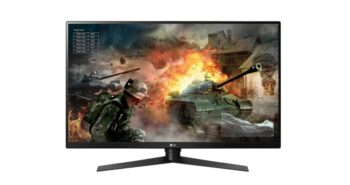 Monitor de gaming LG 32GK850G