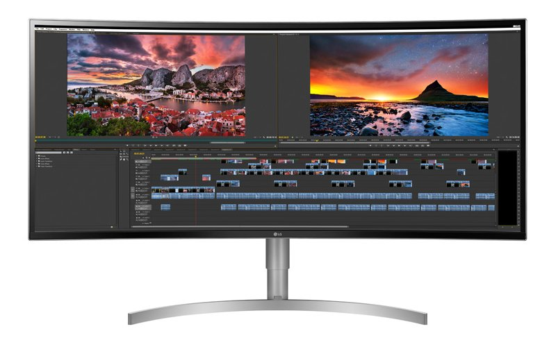 Monitor pentru profesionisti LG 38WK95C