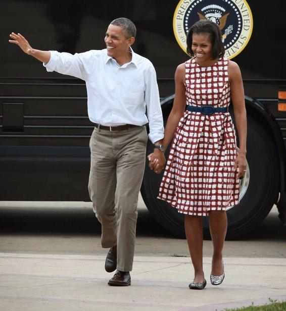 Rochie Michelle Obama