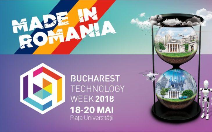 Bucharest Technology Week - made in Romania