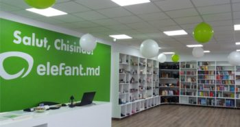 Showroom Elefant Chisinau