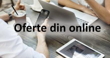 Oferte din online