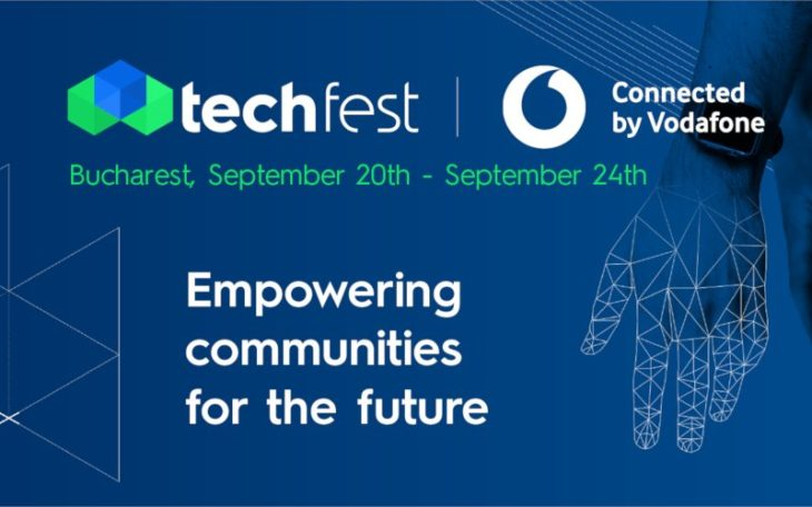 TechFest connected by Vodafone