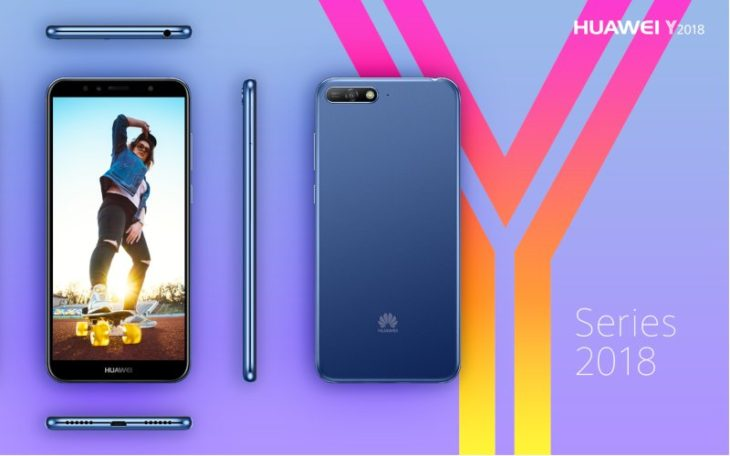 Huawei Y 2018