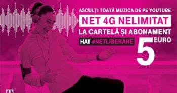 Oferta abonament 5 Euro la Telekom